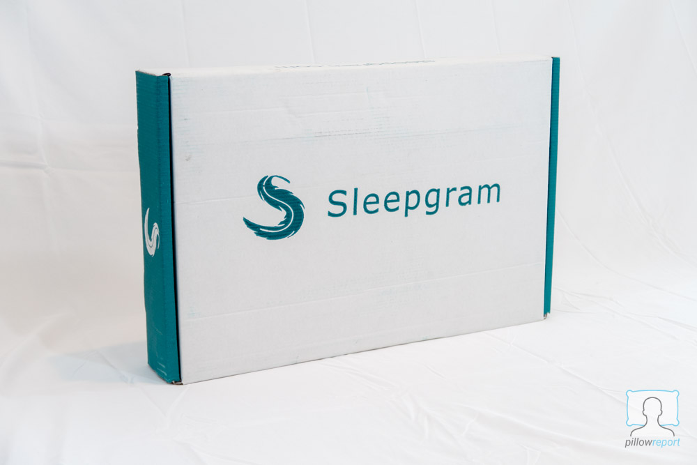 Sleepgram Pillow box review