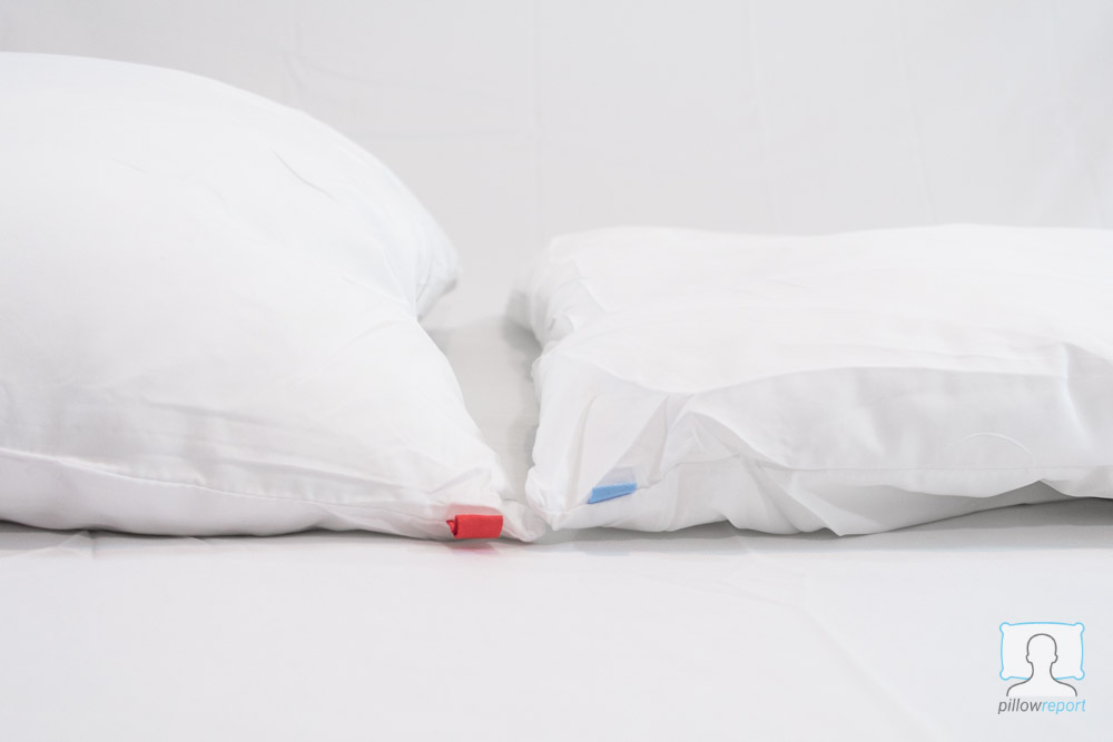 Sleepgram Pillow Review compare inserts