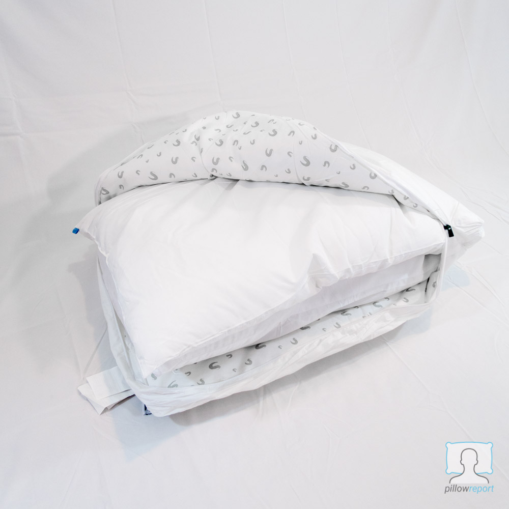 Sleepgram Pillow Review inside